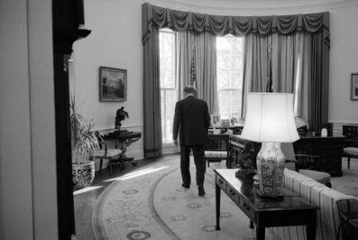 رئیس جمهور فورد، سال 1977 میلادی.