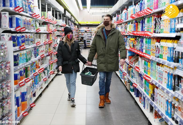 (تصاویر) راهکار عجیب یک زوج برای جلوگیری از طلاق