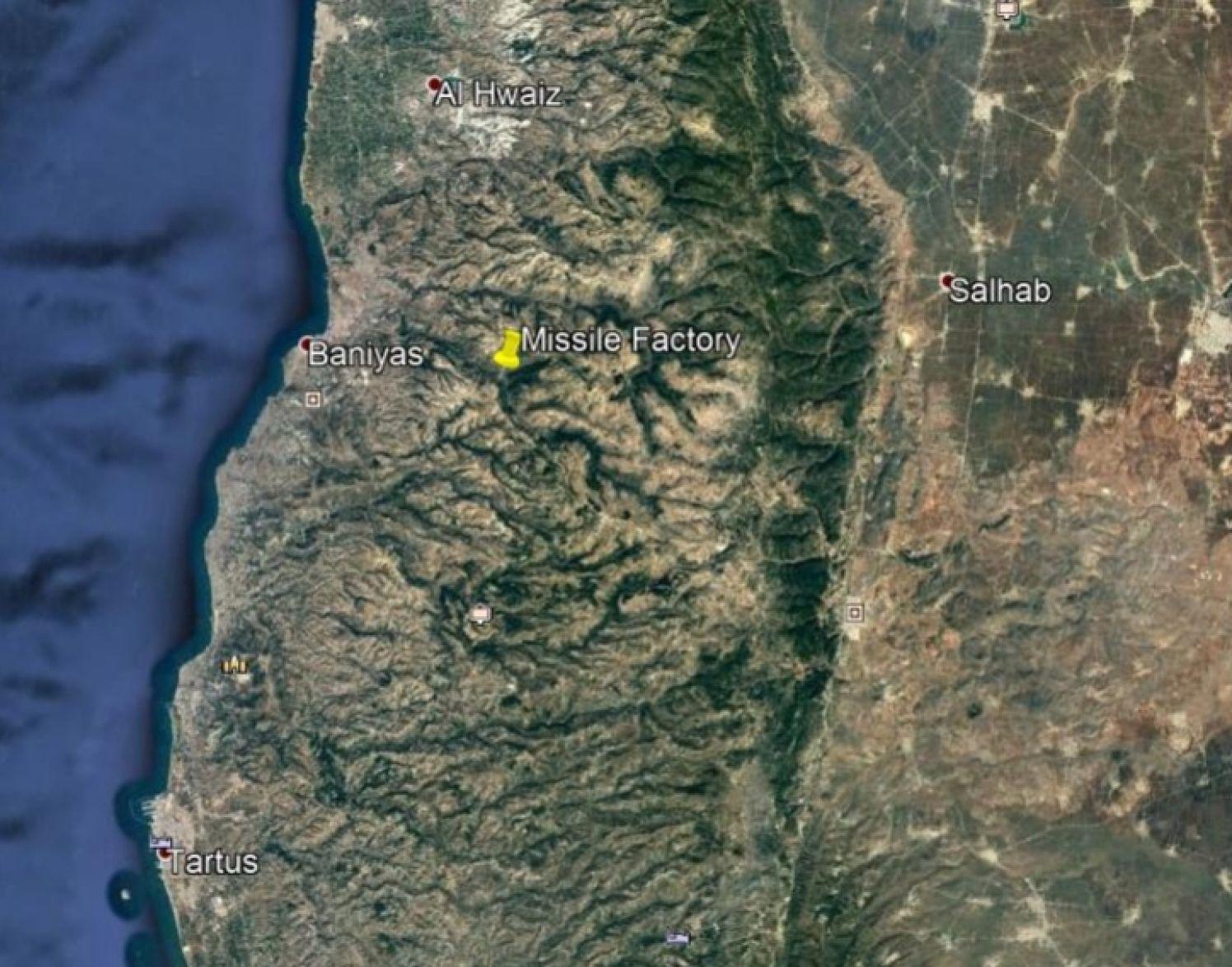 ادعای تلویزیون اسراییل: ساخت کارخانه تولید موشک دوربرد از سوی ایران در سوریه