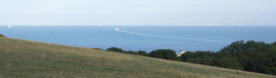 ساحل دوور کنت Dover, Kent.