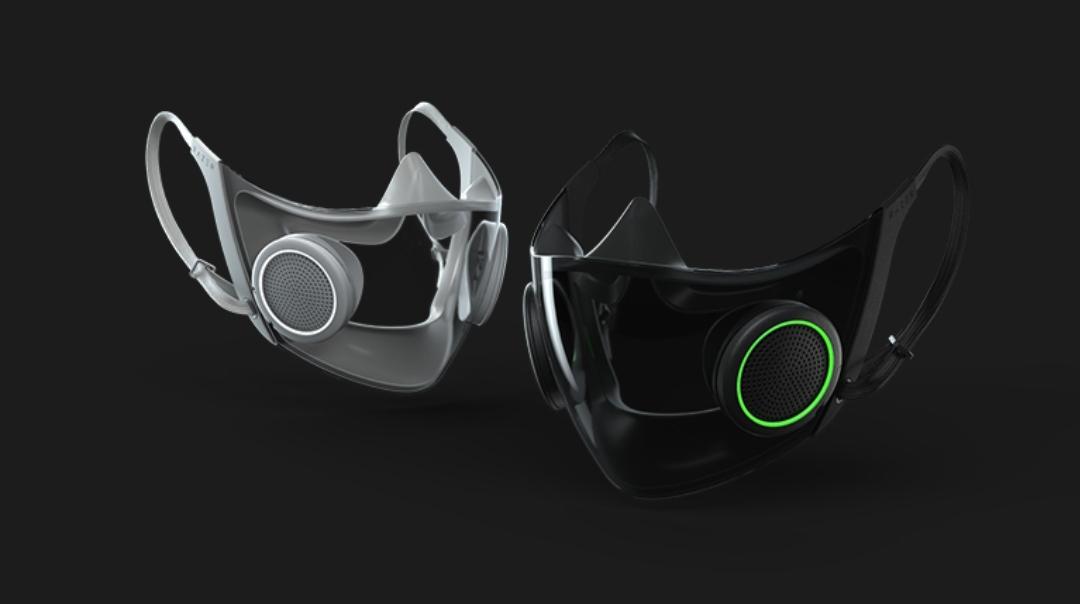 هوشمندترین ماسک جهان رونمایی شد + تصاویر
