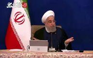 روحانی: آمریکا آمده توبه کند؛ می گوید «هل لی من توبه»؟+فیلم