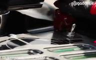 تصاویر یک موتورسیکلت فضایی که با تغییرشکل پرواز می کند|فیلم