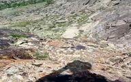 عملیات نجات سنگین هلی کوپتر امداد در کوه های تهران،فیلم