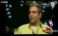 خاطره شنیدنی مهران مدیری از بازی جواد رضویان + ویدئو