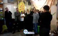 ببینید: فيلمی از مرحوم «حسين محب اهري» در هيات امام حسین