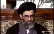 روایت جالب رهبرانقلاب از حرکتی که در لحظه اعلام پیروزی انقلاب اسلامی در ۲۲بهمن۵۷ انجام دادند+فیلم