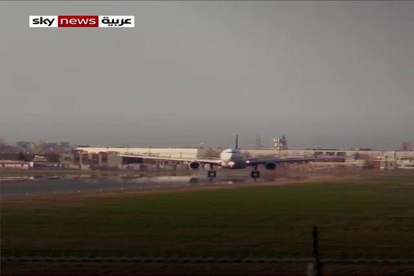 فیلم:پرواز هواپیمای منحصر به فرد معمر قذافی دیکتاتور لیبی بعد از 7 سال