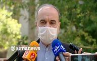 وزير ورزش: تلاش میکنیم حکم فیفا  شکسته شود