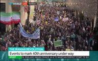 ببینید: گزارش یک شبکه ترکیه ای از راهپیمایی امروز در ایران