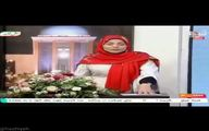 حمایت مجری تلویزیون از حمید صفت روی آنتن زنده!+فیلم