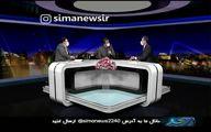 بحث تند مجری شبکه دو با مسئول دولتی جنجالی شد/دهان مرا باز نکنید+فیلم